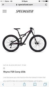 2016 Specialized Rhyme Dual Suspension Toowoomba Toowoomba City Preview