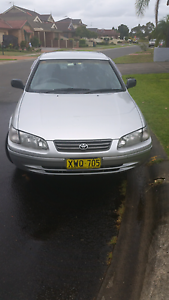 2002 toyota camry advantage Wattle Grove Liverpool Area Preview