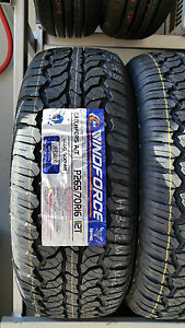 265/70R16 FREE FITTING & BALANCING INCLUDED BRAND NEW TYRE BURNSIDE BUDGET TYRES