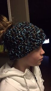 Toques for your messy bun head  lots of colours