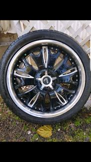 Lenso wheels rims
