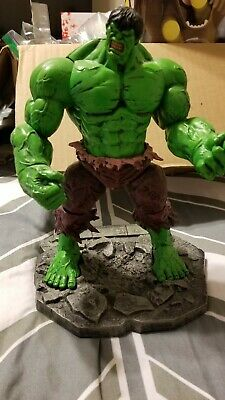 Marvel Diamond Select Incredible Hulk Ragged Vest Sunglass Action Figure Loose