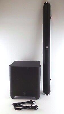 JBL Cinema SB450 440W Soundbar System Used Subwoofer #stare4i