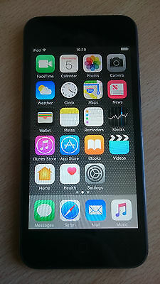 Used cheap Apple iPod Touch A1574 6th Generation 16GB Black