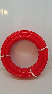Newcertified Non Barrier 34 - 250 Red Pex Tubing For Htgplbgpotable Water