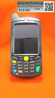 Motorola Zebra Mc67 Handheld 2d Barcode Scanner Mc67nd-pd0baf00501