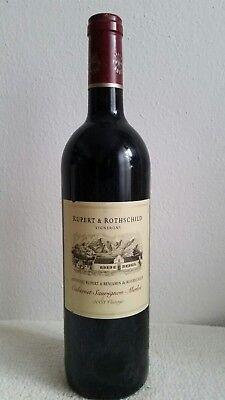 Rotwein Frankreich Rupert & Rothschild Cabernet Sauvignon-Merlot, Jahrgang 2003