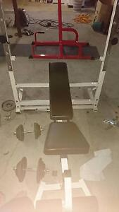 Bench press Murarrie Brisbane South East Preview