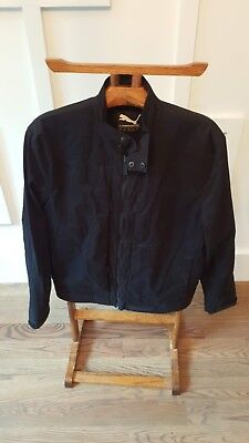 (Men's PUMA by HUSSEIN CHALAYAN Urban Traveller Jacket Black size L $250 NWOT)