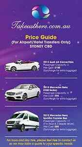 ALL OCCASSIONS CAR HIRE www.takeusthere.com.au Ryde Ryde Area Preview