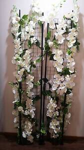 Orchid Screen Trellis for Hire Green Valley Liverpool Area Preview