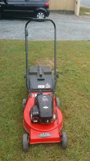 Rover lawnmower 4hp