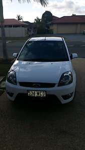 2007 ford fiesta xr4 Helensvale Gold Coast North Preview