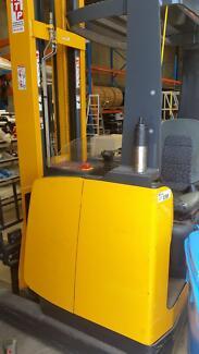 Jungheinrich ETV214 electric forklift (reach truck) Osborne Park Stirling Area Preview