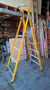 Industrial Platform Ladder Portsmith Cairns City Preview