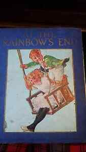 Collins Book: At The Rainbow's End Stockton Newcastle Area Preview