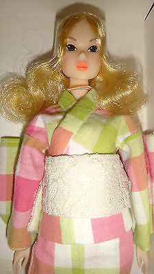 Petworks Momoko Close Clipped Sheep CCS07SS Yukata Blonde doll 1/6 scale
