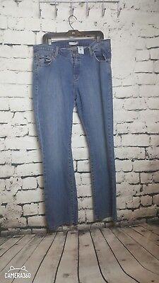 Levi's Women's Plus Size Curvy Cut Stretch Blue Jeans (Size: 16M)