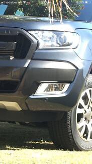 2016 ford ranger wildtrak fog lights