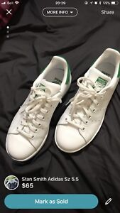 Stan Smith Sz 5.5