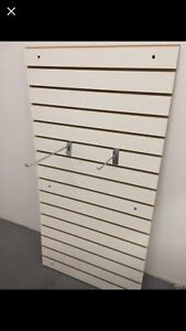 SLAT WALL BOARD