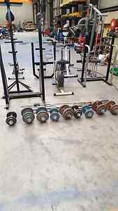 Complete Home gym Campbellfield Hume Area Preview
