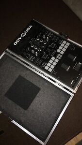 Pioneer S9 Dj mixer with case and cords