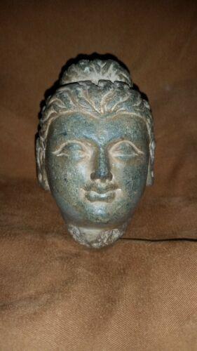 ANCIENT Gandhara/Gandharan Stone Beautiful Buddha Head C.200 AD / GG710