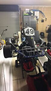 125 Dirt Go Kart - Ready to Race Baldivis Rockingham Area Preview
