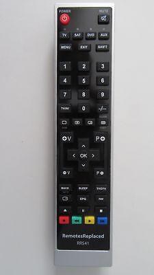 Mando a distancia de reemplazo para TV Panasonic N2QAYB000829 OK