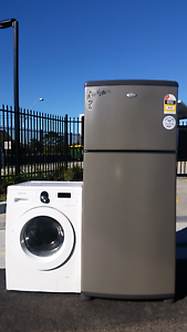 FRIDGE AND WASHER BOTH FOR  $850 WITH FREE DELIVERY SYDNEY WIDE Kogarah Rockdale Area Preview
