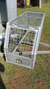 Dog cage quick sale Rutherford Maitland Area Preview