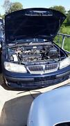Wrecking Nissan Pulsar Blue 2002 Coopers Plains Brisbane South West Preview