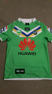 NRL Canberra Raiders Jersey/Polos $70 for lot
