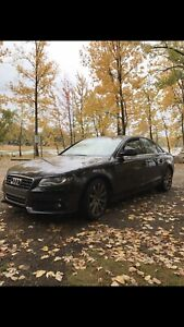 A4 Audi 2009 s-line package