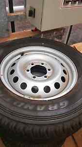 BRAND NEW TOYOTA HILUX TYRES Silvan Yarra Ranges Preview