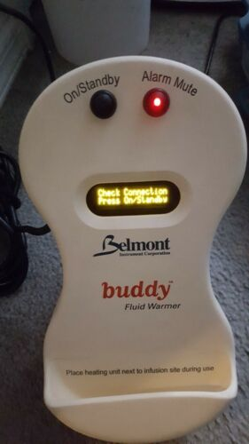 Belmont Buddy Fluid Warmer Power Module Tested and working free shipping
