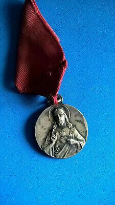 Medal Decoration Pendant Antique Silver by Douglas