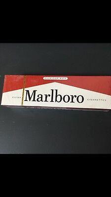 Marlboro Red Shorts  Box   Carton  200 Cigarettes Sealed Nib Free Shipping