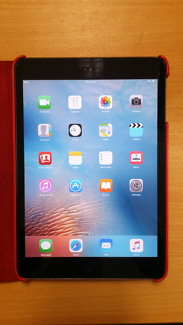 iPad mini 16gb black unlocked