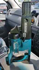 Makita 18v collated auto feeding screw gun for sale Sydney City Inner Sydney Preview