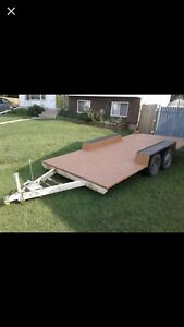 16 ft utility trailer for sale