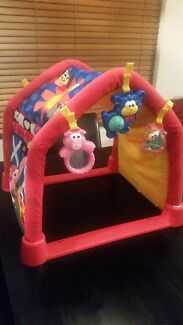 Fisher Price Kick N Crawl Barn Secret Harbour Rockingham Area Preview