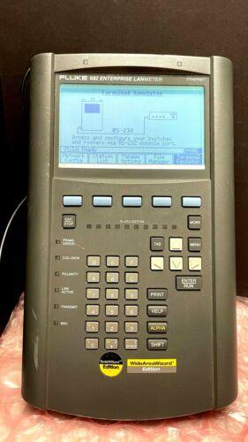 Fluke 682 Enterprise Lanmeter Ethernet