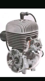 Wanted: Wanted 100 j go kart engine