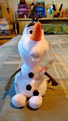 """Ty Disney Frozen Olaf - Snowman 8"""""""