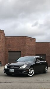 2006 mercedes cls500 amg appearance package.
