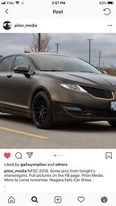Modded Lincoln Mkz