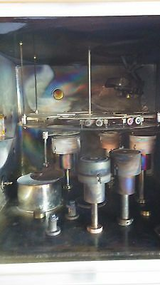 Custom Sputtering System W 5 Sputtering Source 1 Evaporation Source