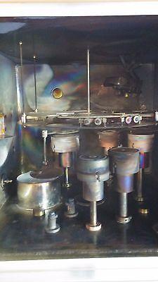 Custom Sputtering System W 5 Sputtering Source 1 Evaporation Source